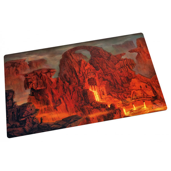 Ultimate Guard Playmat Lands Edition Ii 61x35 Devir